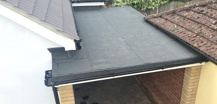 Flat Roofers - Essex - Laurick Roofing